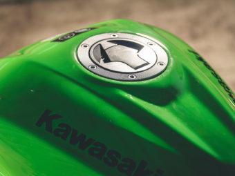 Kawasaki Ninja 125 vs Suzuki GSX R 125 (58)