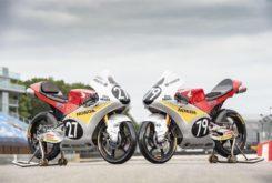 Team Asia Honda RC143 homenaje