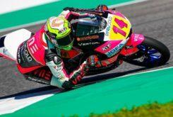 Tony Arbolino Pole Moto3 Mugello
