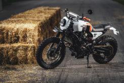 Yamaha XSR700 Sur Les Chapeaux De Roues 04