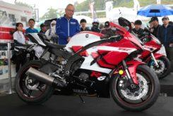Yamaha YZF R6 20 Aniversario 12