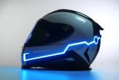 Casco luminoso Lightmode