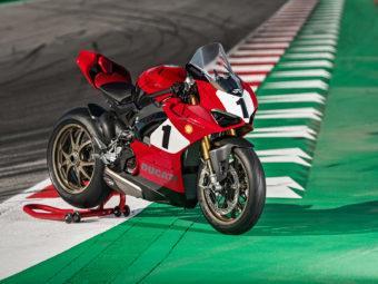 Ducati Panigale V4 25 Anniversario 916 2020 10