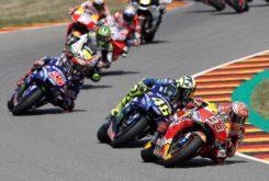 Horarios MotoGP Alemania Sachsering