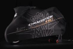 MV Agusta Dragster RC800 Golden cover