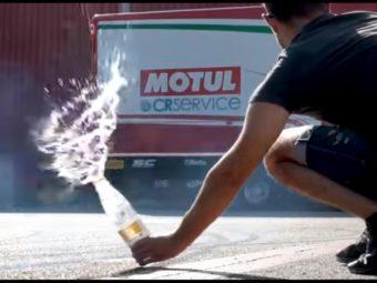 MV Agusta F3 Bottle Cap Challenge (2)