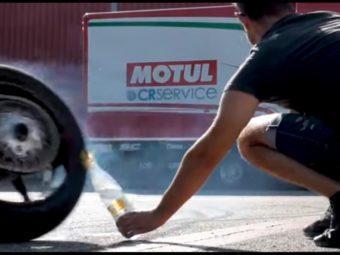 MV Agusta F3 Bottle Cap Challenge (3)