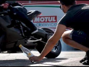 MV Agusta F3 Bottle Cap Challenge (5)