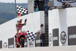 Marc Marquez victoria MotoGP GP Alemania Sachsenring 2019 (2)