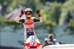 Marc Marquez GP Alemania MotoGP Sachsenring victoria