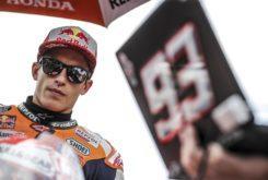 Marc Marquez parrilla MotoGP 2019