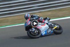 Marcel Schrotter salvada Moto2 Sachsenring 2019 01