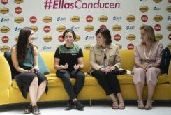 Presentación campaña #Ellasconducen Midas