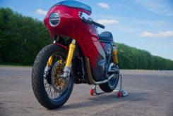 Royal Enfield preparaciones Wheels Waves Nought Tea GT11