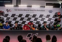 Rueda prensa GP Alemania MotoGP Sachsenring (2)