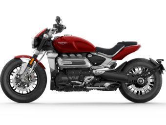 Triumph Rocket 3 R 2020 22