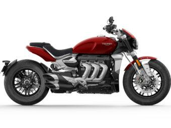 Triumph Rocket 3 R 2020 28