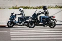Yamaha Xmax 300 Honda Forza 300 20191
