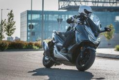Yamaha Xmax 300 Honda Forza 300 201912