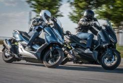 Yamaha Xmax 300 Honda Forza 300 201915