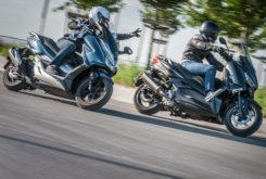 Yamaha Xmax 300 Honda Forza 300 201916