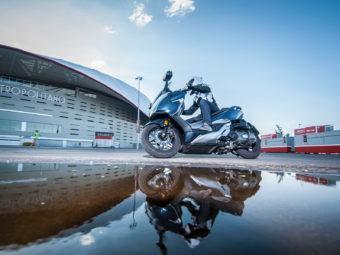 Yamaha Xmax 300 Honda Forza 300 201925