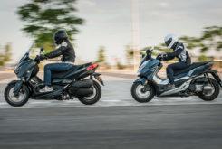 Yamaha Xmax 300 Honda Forza 300 201942
