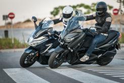 Yamaha Xmax 300 Honda Forza 300 201944