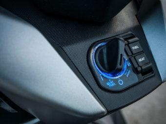 Yamaha Xmax 300 Honda Forza 300 201996