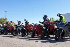 curso conduccion Ducati Madrid 03