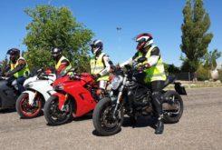 curso conduccion Ducati Madrid 04