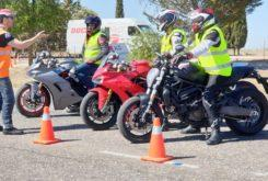 curso conduccion Ducati Madrid 06