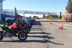 curso conduccion Ducati Madrid 14