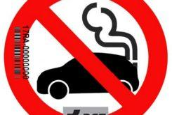 etiqueta dgt no coches humos