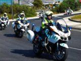 guardia civil en motos