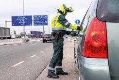 multas guardia civil