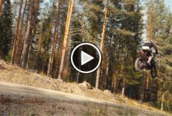 video salto Suzuki GSX R1000 52m Juha Ruokolainen
