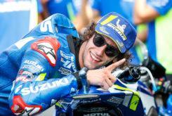 Alex Rins MotoGP Silverstone 2019