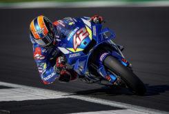 Alex Rins victoria MotoGP Silverstone 2019