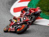Andrea Dovizioso Marc Marquez MotoGP Austria 2019