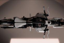 Curtiss Psyche moto electrica 01