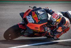 Dani Pedrosa Test KTM MotoGP Misano 2019 (1)