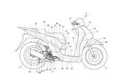 Distribución variable VTEC Honda sh125i Scoopy 2020 patente