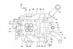 Distribución variable VTEC Honda sh125i Scoopy 2020 patente (4)