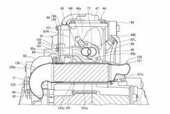 Distribución variable VTEC Honda sh125i Scoopy 2020 patente (5)