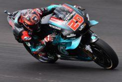 Fabio Quartararo MotoGP Silverstone 2019