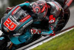 Fabio Quartararo Test MotoGP Brno