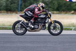 Indian FTR 1200 S record wheelie 2019 06