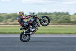 Indian FTR 1200 S record wheelie 2019 11