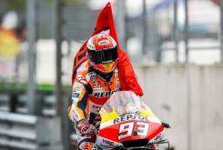 MBKMarc Marquez carrera MotoGP Austria 2019